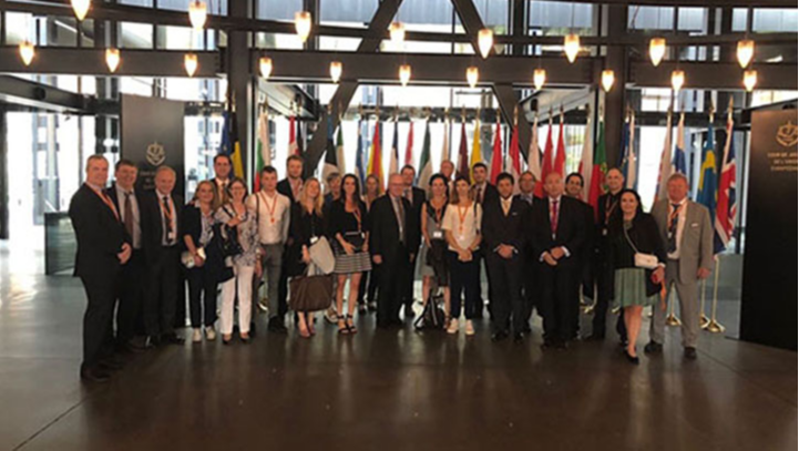 EALG's Annual Meeting in Luxembourg