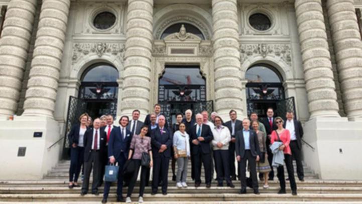 EALG's Annual Meeting in Vienna