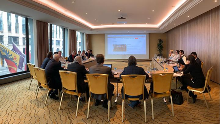 EALG's Semi-annual Meeting in Geneva
