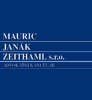 Mauric Janák Zeithaml s.r.o. Advokátní Kancelár